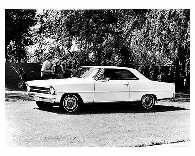 1967 Chevrolet Chevy Nova SS Factory Photo c9945