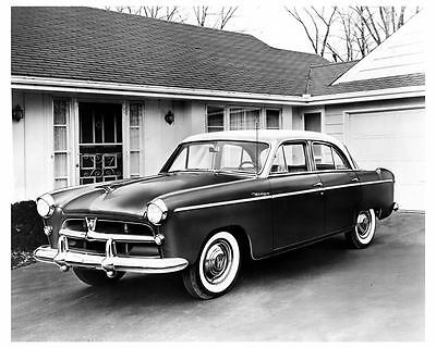 1954 Kaiser & Willys Aero Ace Factory Photo c9963