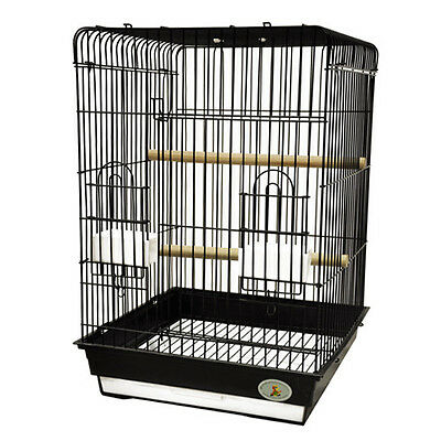 Kings Cages ES 1818 PM travelling bird cage toy toys Cockatiels small Conures