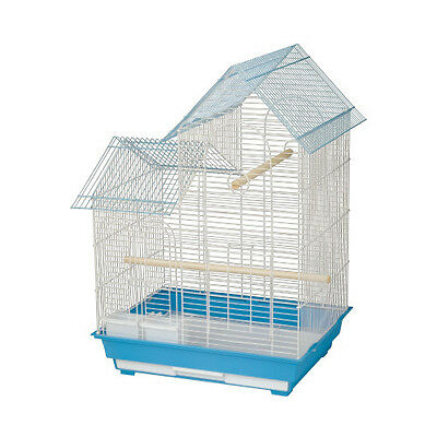 Kings Cages ES 2016 H house top bird cage toy toys Finches Lovebirds Canaries
