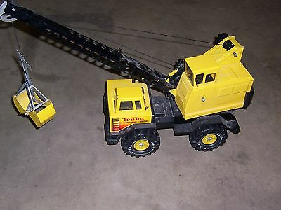 Construction equipment diecast toy vehicles toys hobbies for Tonka mighty motorized cement mixer