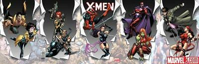 X-Men #1 Medina Party Print Variant Poster Marvel New