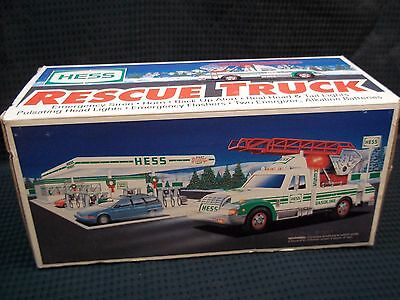 1994 HESS Collectible Rescue Truck