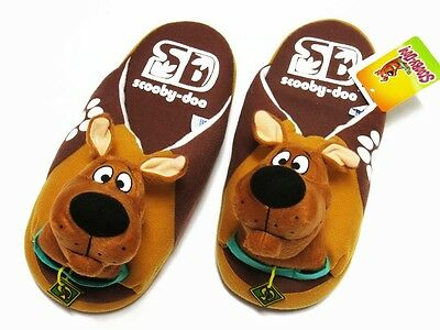 Scooby Doo Slippers Women UK 4-8, US 6-10, EU 36-42 #012