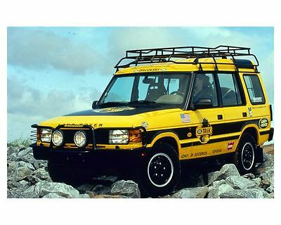 1997 Land Rover Discovery XD Photo Poster zc8726