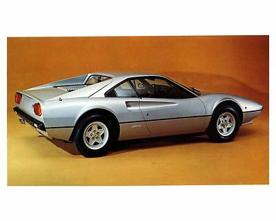 1976 1977 Ferrari 308GTB Automobile Photo Poster zc8823