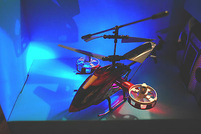 AVATAR F103 4CH Mini Metal RC Remote Control Helicopter LED Light GYRO