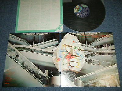 ALAN PARSONS PROJECT Japan 1977 NM LP I ROBOT  25RS-70