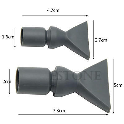 Plastic Pump Duckbill Nozzle Water Outlet Return Pipe for Aquarium Fish Tank