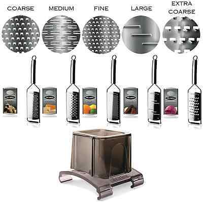 Microplane Professional Series Stainless Steel Grater Shaver Or Slider