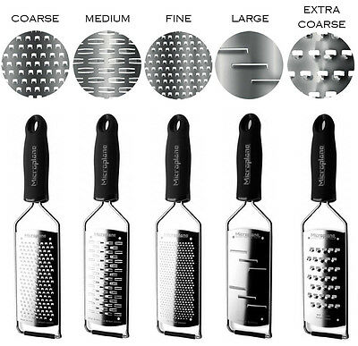 Microplane Gourmet Series Stainless Steel Grater Shaver Or Slider