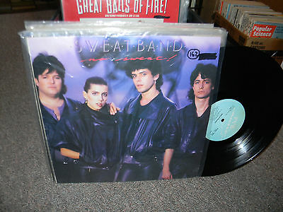 Sweat Band LP No Sweat! PVB 1001 South African Import NM-