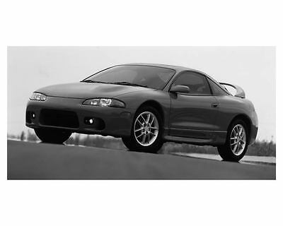 1997 Mitsubishi Eclipse GSX Automobile Photo Poster zc9792