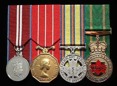 Medal Mounting for Full Size Medals