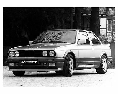 1983 1984 ? BMW 323i E30 Zender Tuner Factory Photo ca0266