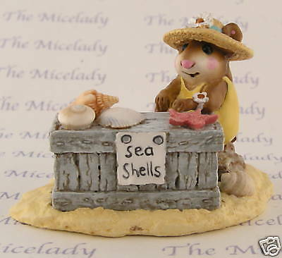 SHELLEY by Wee Forest Folk, WFF# M-235, YELLOW