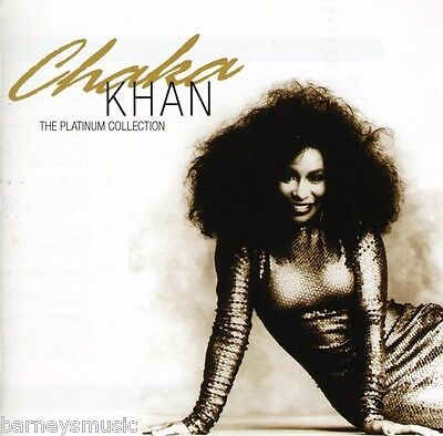 Chaka Khan ( New Sealed Cd ) The Platinum Greatest Hits Collection Very Best Of
