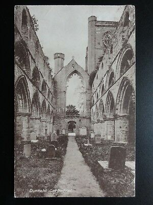 Perthshire: Dunkeld Cathedral c1924