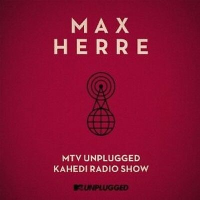 Max Herre - Mtv Unplugged Kahedi Radio Show (Lp  Incl. Mp3-C 4 Vinyl Lp Neu