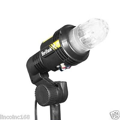 《US SELLER》Photo Studio Flash Lighting Kit Photography 40W Strobe Slave