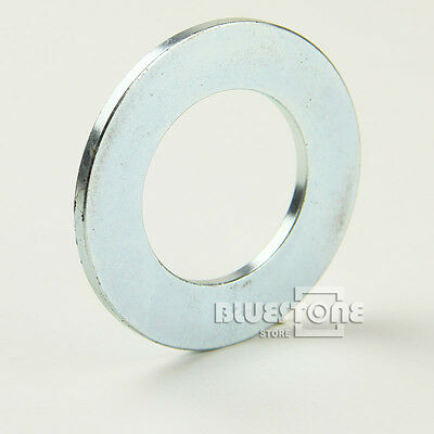 1pc Big Disc Ring Magnet 50 x 3mm Hole 28mm Round Rare Earth Neodymium N35