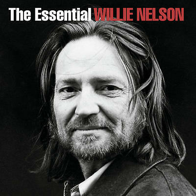 Willie Nelson ( New Sealed 2 Cd Set ) Essential Greatest Hits / Very Best Of