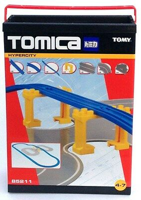 Tomy Tomica 85211 Hypercity Road & Rail Expansion Accessory Starter Toy Gift Set