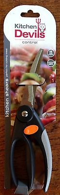 Kitchen Devils Control Scissors (1 Pair) Choice Of Shears Or Scissors Heavy Duty
