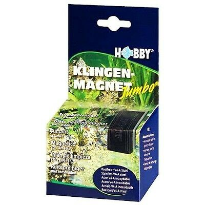 Hobby Aquarium Hand Held Cleaning Magnet Two Sizes Used for Glass Tanks