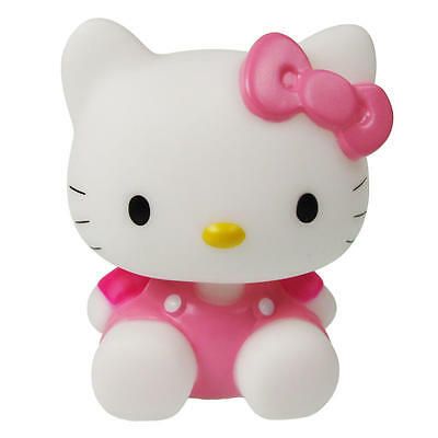 HELLO KITTY Girls LED Colour Changing MINI MOOD LIGHT - BRAND NEW