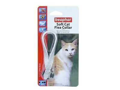 Beaphar Flea Collar for cats, glitter finish Colour Varies