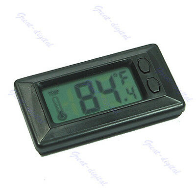 LCD New Digital Wall Car Indoor Temperature Thermometer