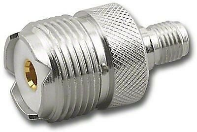 SO239 PL259 Female to SMA Reverse Female Adaptor for Baofeng