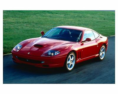 2000 Ferrari 550 Maranello Automobile Photo Poster zuc4863