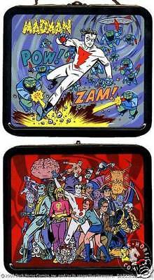 Madman Lunchbox Mike Allred New Lunch Box