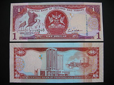 TRINIDAD AND TOBAGO  Banknote from 2006  (P46)  UNC