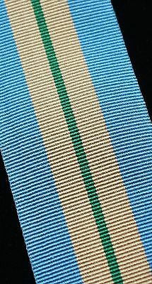 """FMR 167a UNMEE Eritrea/Eithopia, Full Size Ribbon (35mm Corded), 12"""" Length"""