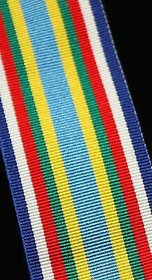 FMR 163 MINURCA Central African Rep, Full Size Ribbon, 12 inchs