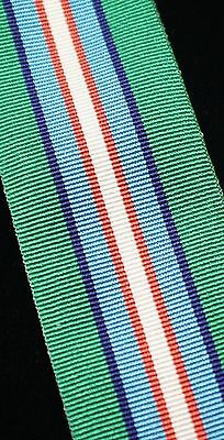 """FMR 147 UNTAC Cambodia, Full Size Ribbon (35mm Corded), 12"""" Length"""