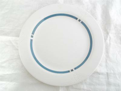 Syracuse China Syralite USA Restaurant Ware 9 Inch Luncheon Dinner Plate