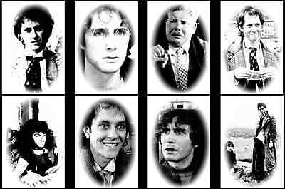 Withnail And I - Artistic  Portraits Postcard Set # 1