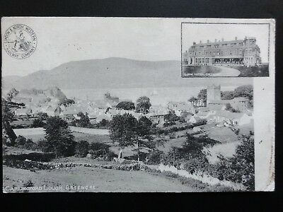Ireland: Louth, GREENORE Carlingford Lough L&NW Railway HOTEL c1904