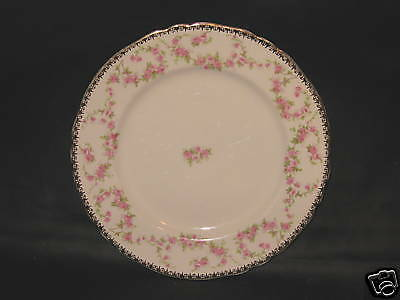 ALFRED MEAKIN - HARMONY ROSE - SALAD PLATE