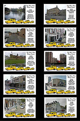 Only Fools And Horses - Film Locations Postcard Set # 1