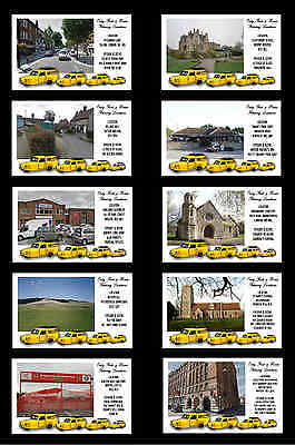 Only Fools And Horses - Film Locations Postcard Set # 2