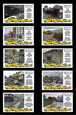Only Fools And Horses - Film Locations Postcard Set # 3