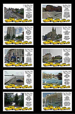 Only Fools And Horses - Film Locations Postcard Set # 5