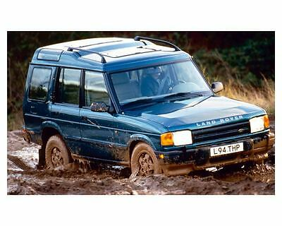 1994 Land Rover Discovery Photo Poster zuc5085