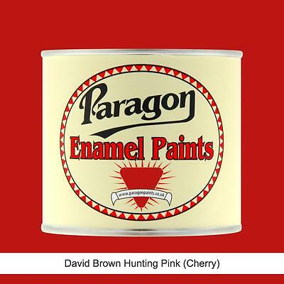 Paragon Paints David Brown Tractor Hunting Pink Cherry Engine Enamel Paint