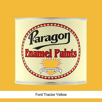Paragon Paints Ford Tractor Yellow High Temp Engine Enamel Paint